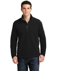 Port Authority Value Fleece 14 Zip Pullover Shirt