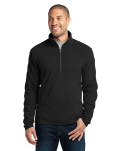 Port Authority Microfleece 12Zip Pullover Shirt