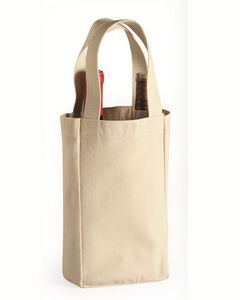 Liberty Bags Double Wine Bottle Tote Bag