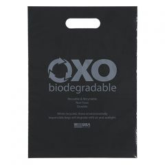 Oxo-Biodegradable Die Cut 11x15