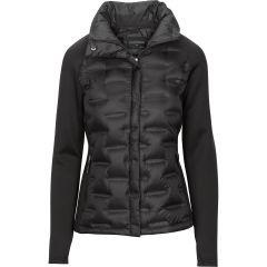 Ladies Hybrid Puffer Jacket