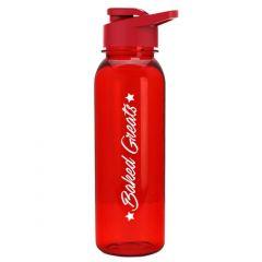 24oz Outdoorsman tritan bottle w/ Drink Thru Lid