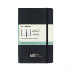 Moleskine® Soft Cover Large 12-Month Weekly 2020 Planner