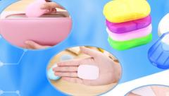 Portable Soap Tablets