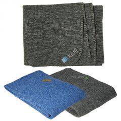 Heather Fleece Blanket