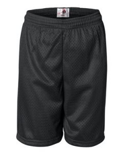 "Badger Youth 6"" Inseam Pro Mesh Shorts"