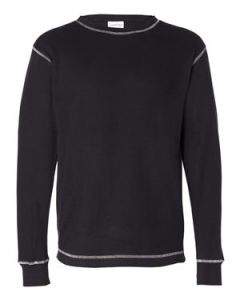 J America Vintage Long Sleeve Thermal TShirt