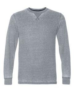 J America Vintage Zen Thermal Long Sleeve TShirt