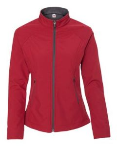 Colorado Clothing Women's Antero Mock Neck Soft Shell Jacket