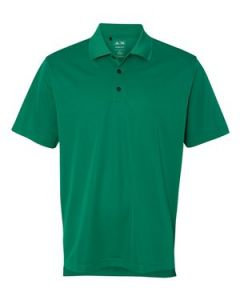 Adidas Golf Climalite Basic Short Sleeve Sport Shirt