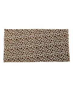 Carmel Towel Company Animal Print Velour Beach Towel