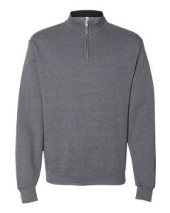 Fruit of the Loom Sofspun Quarter Zip Sweatshirt