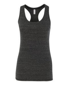 All Sport Womenaposs Performance Triblend Racerback Tank Top