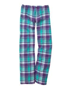 Boxercraft Youth Flannel Pants with Pockets