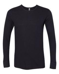 Next Level Unisex Long Sleeve Thermal Shirt